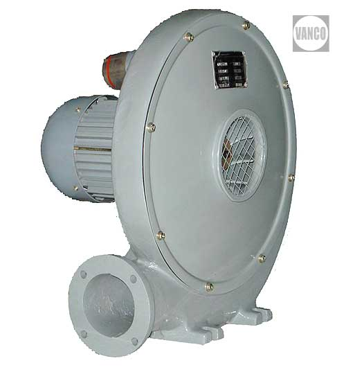 Radial High Pressure Blower : Vanco mas surabaya